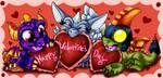 Be my Mini Valentine by shaloneSK