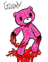 Gloomy Bear by Andraous