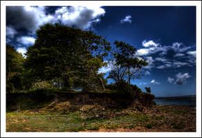 nobody is an island ... by OrazioFlacco