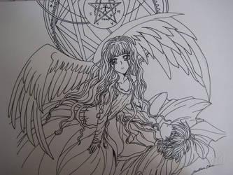 Angel Sanctuary by ProcioneDisegnatore