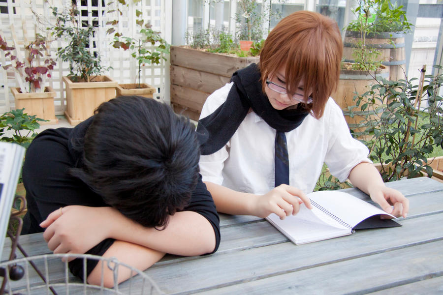 Junjou Egoist :Break My Pride In Peices by Aoi-channnu