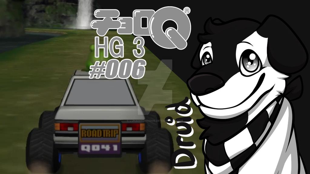 Choro-Q HG 3 Walkthrough Part 6 by LunaHydreigon