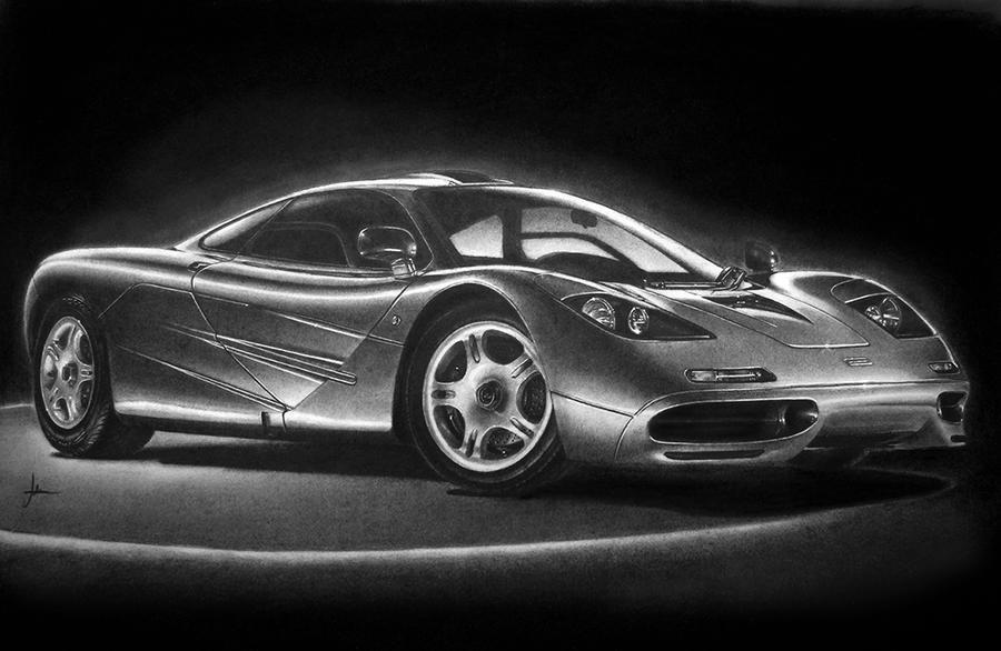McLaren F1 by GranDosicua on DeviantArt