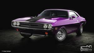 1971 Dodge Challenger R/T Hemi