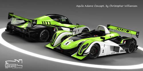 Aquila Adamo Concept by GranDosicua