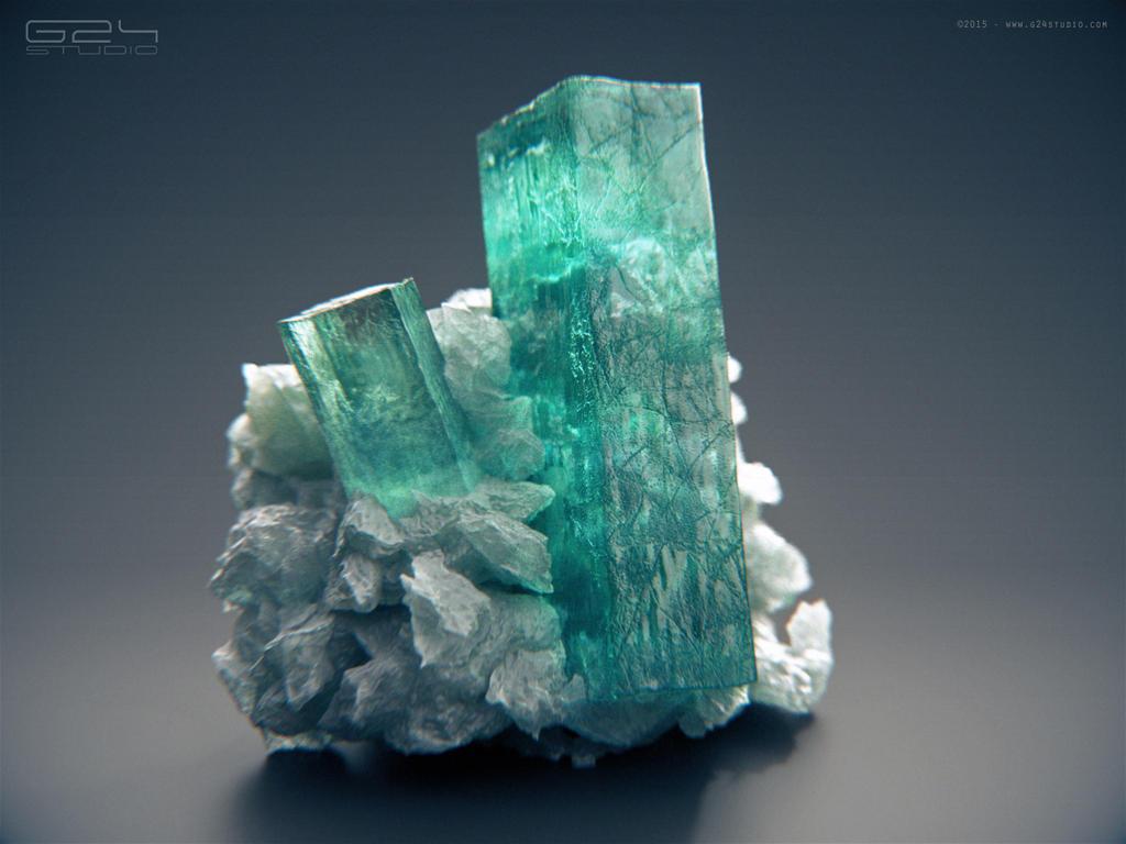 Emerald by GranDosicua on DeviantArt