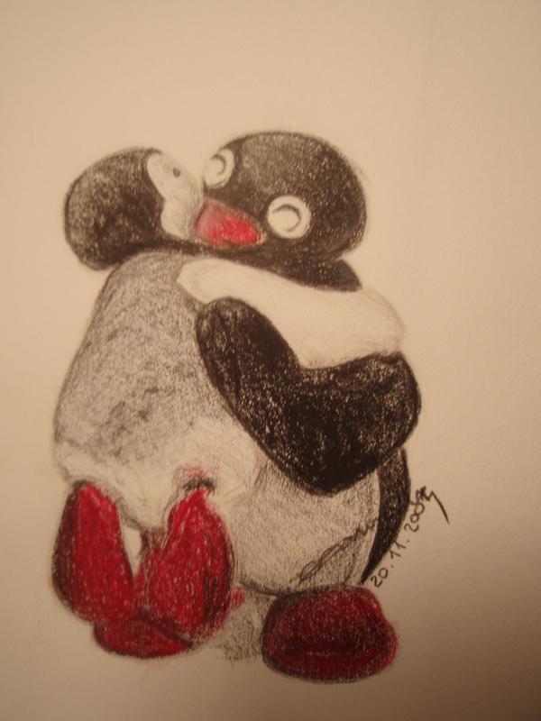 Pingu by NeonHaystack
