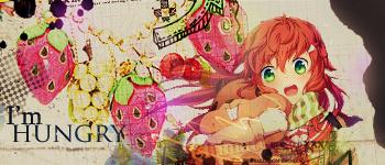 I'm hungry -Signature- by cati-neko