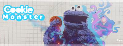 My cookie monster -Signature- by cati-neko