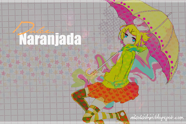 Dulce Naranjada Blog -Banner- by cati-neko