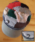 Army Cap Patched
