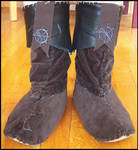 Chaos Boots