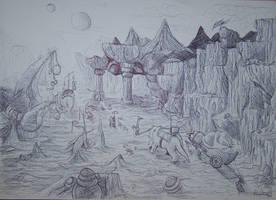 Rockland Caravan by stardrop