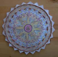 Yuletide Mandala by stardrop