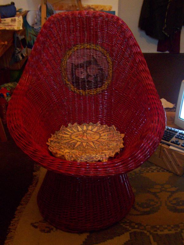 My Goeroe Chair by stardrop