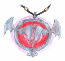 Dragon Amulet by stardrop