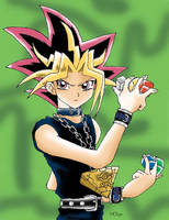 Yu-Gi-Oh Dice Master by stardrop