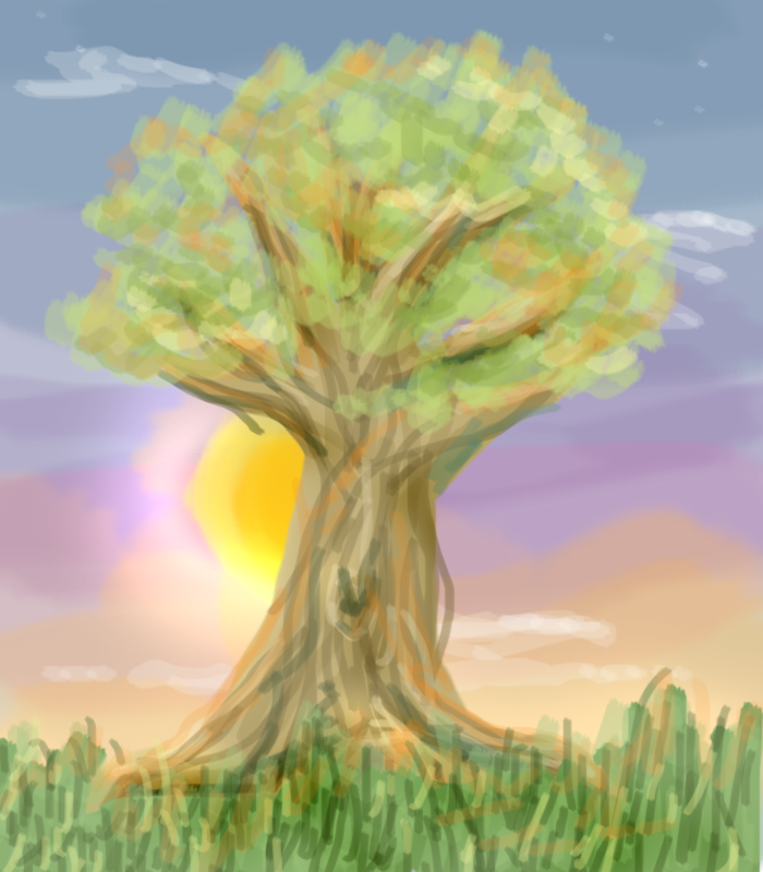 Its... a Tree. by stardrop