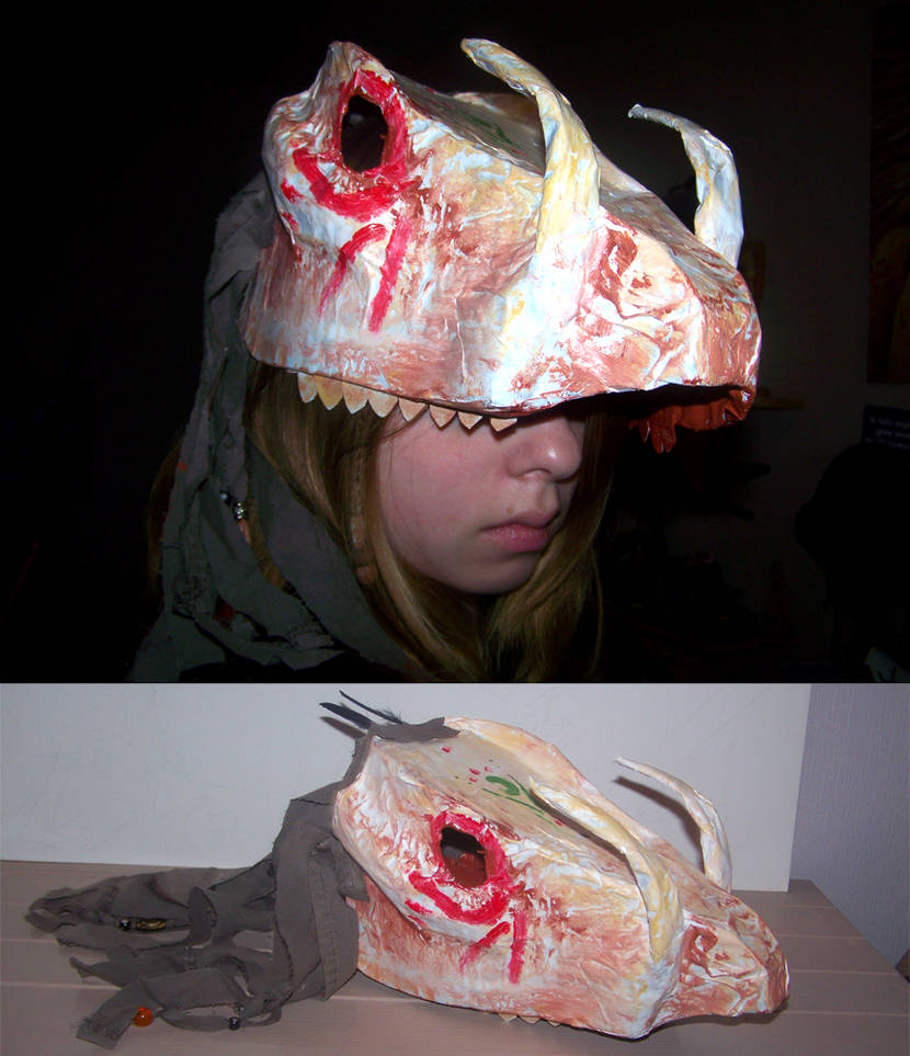 Samhain Boar Skull by stardrop