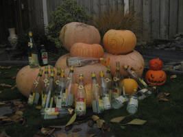 Pumpkins and Mead