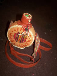 Runic Flask by stardrop