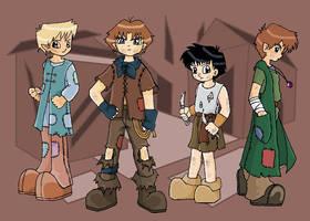 Boys of Arrentax by stardrop
