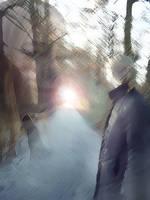 Licht in de Duisternis by stardrop