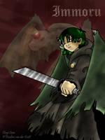 Immoru ..:: Blade of Wind ::.. by stardrop