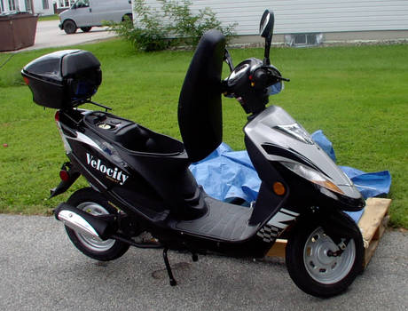 My Motor Scooter