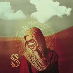 Arabic-girl by SalmanAboFaisal