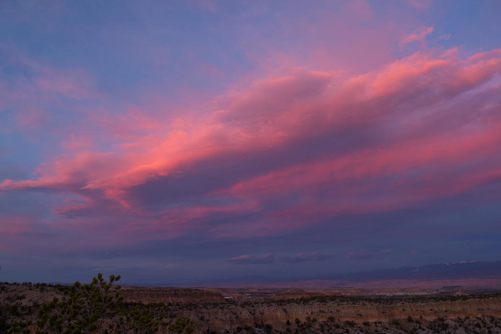 Sunset by Odnoder