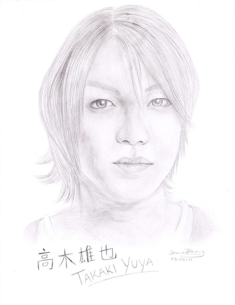 Takaki Yuya 2017