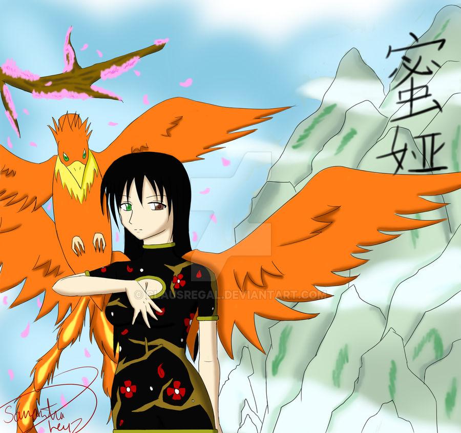 Mia the Phoenix