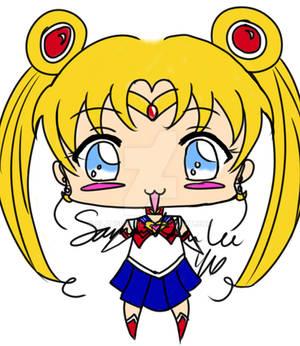Chibi- Sailor Moon