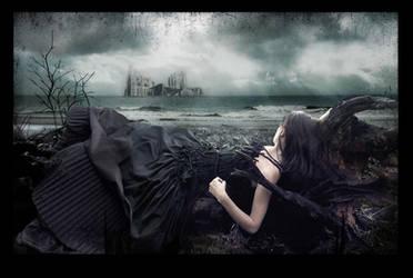 Queen of Black Hearts by furiouskitten