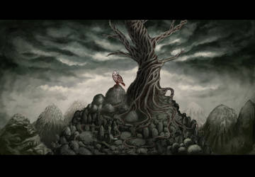 Tree of Sorrow by furiouskitten