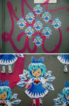 Cirno x 9 by 11point3