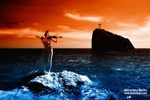 Violin. Remake by dmitroza