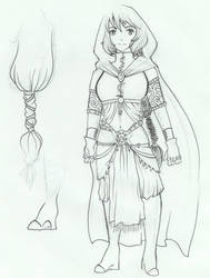Tahnil Armor Concept by Bluefaerie87