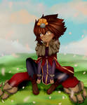 Christmas Gift - Taliyah (League of Legends)
