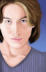 Jerry Yan Portrait by Aero-Tallulabelle