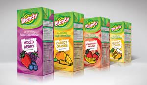 Blendy Packaging