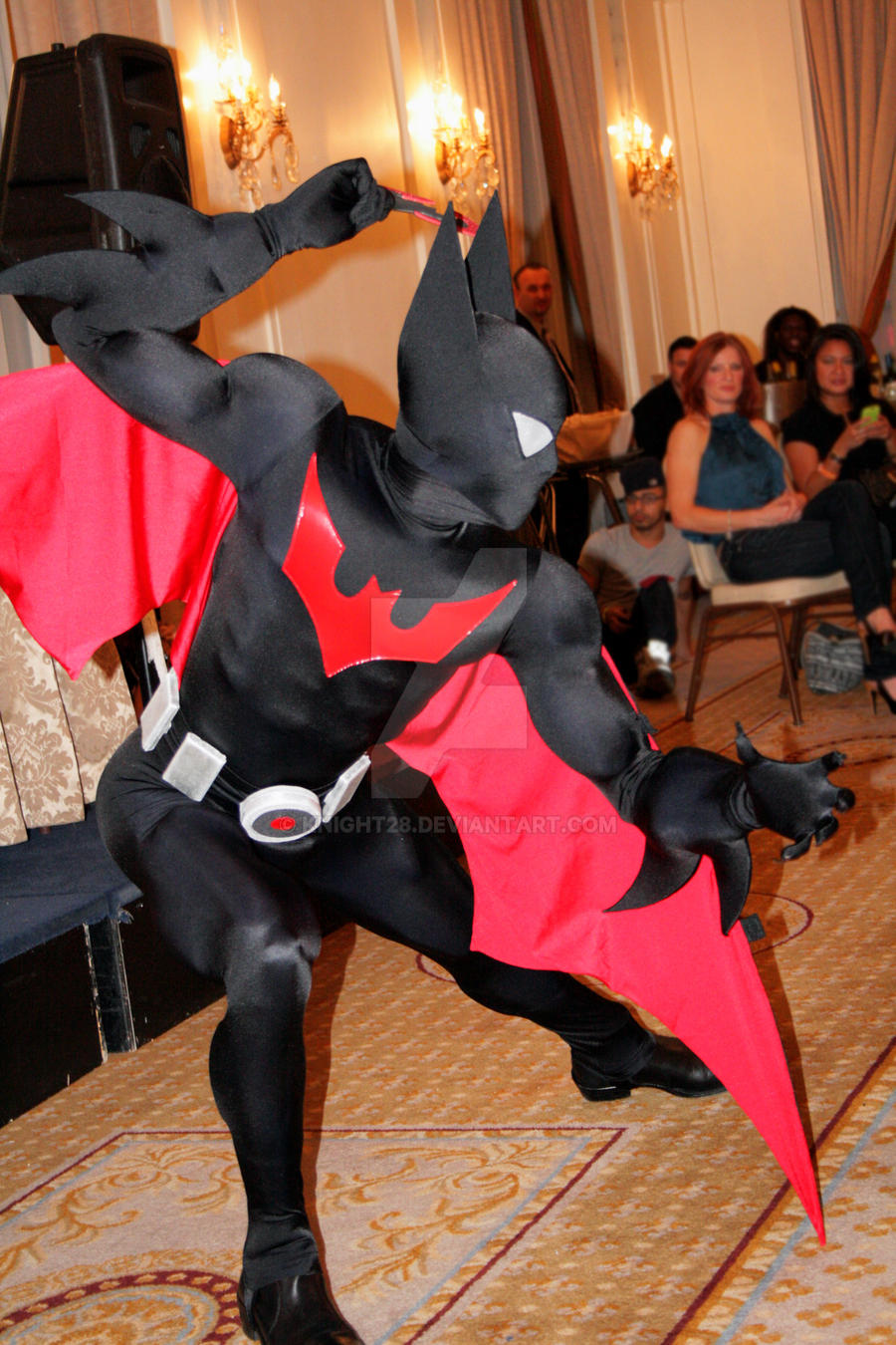 Batman Beyond 2010 by knight28