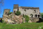 Ruines de Seyssuel - Isere - France