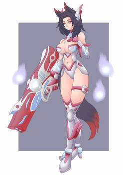 Lucia (Commission)