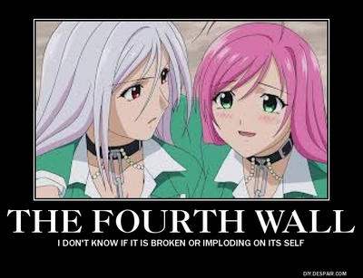 Rosario vampire motivational 4 by Allosaurus-rex123