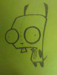 Gir Sketch by Jayskillz