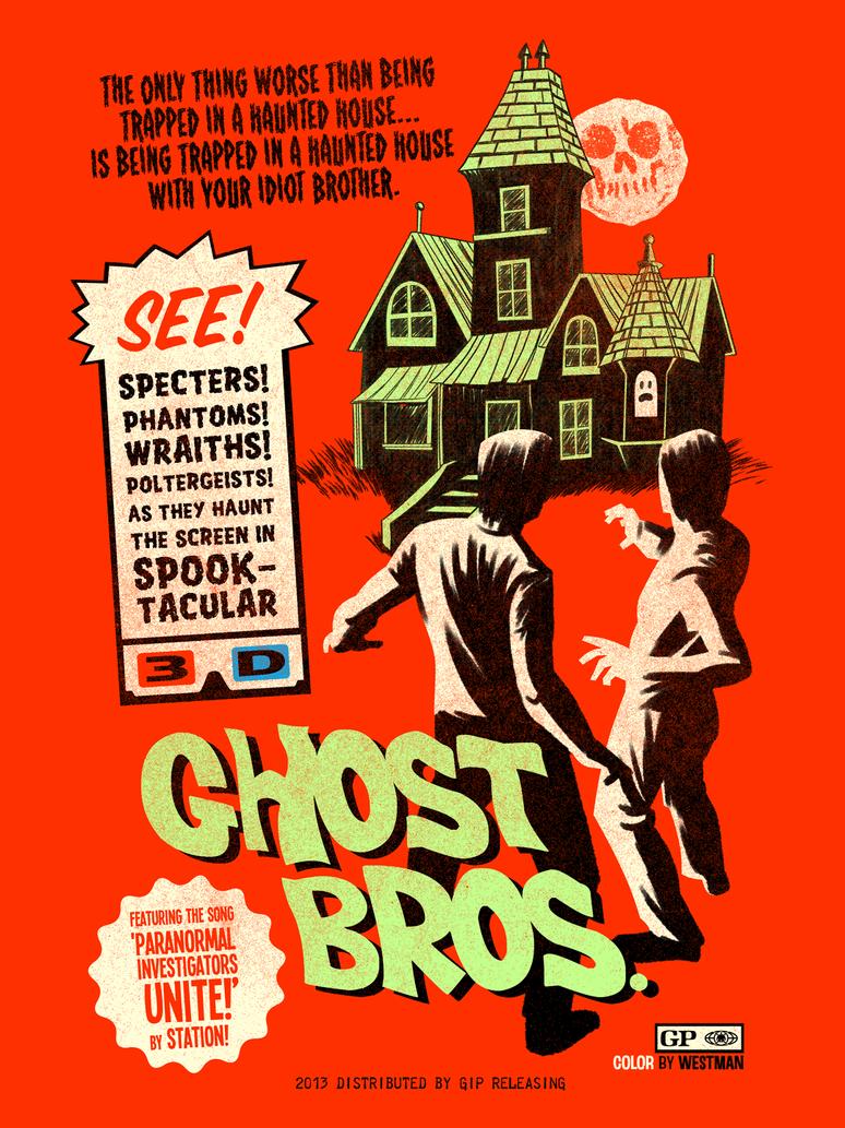 Ghostbros by gimetzco