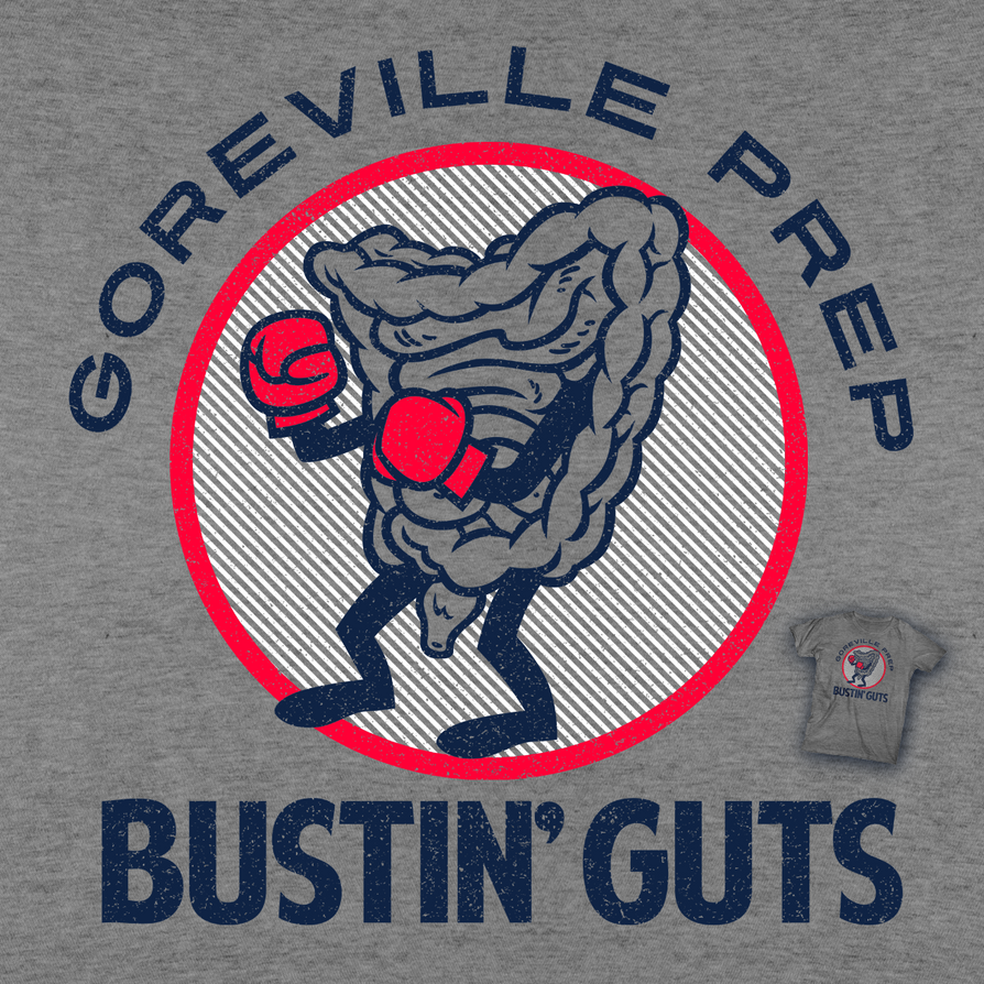 Guts by gimetzco