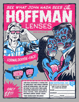 Hoffman Lenses - they live - 8bitzombie